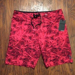 NWT Mens Hurley Phantom Board Shorts